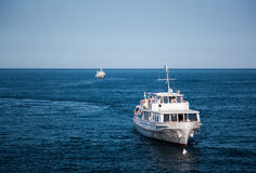 Motor Vessels Royalty Free Stock Photography