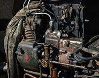 Motor viejo Fotos de archivo libres de regalías