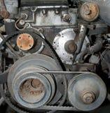 Motor viejo Imagen de archivo libre de regalías