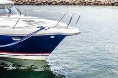 Motor yacht Royalty Free Stock Photo