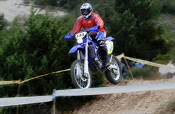Motoracer 2 Stockfotos