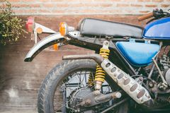 Motorbicycle Στοκ φωτογραφία με δικαίωμα ελεύθερης χρήσης