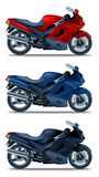 Motorbike Royalty Free Stock Images