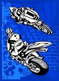 Motorbike. Royalty Free Stock Photo