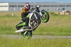 Free Motorbike Royalty Free Stock Photos - 18768388