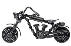 Motorbike Royaltyfria Foton
