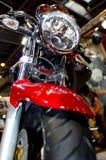 Motorbike Stock Image