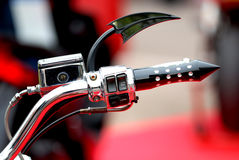Motorbike. Great motorbike and motorcycle concept and close up Stock Images
