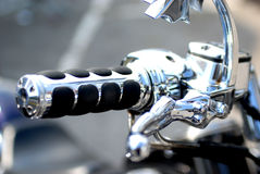 Motorbike. Great motorbike and motorcycle concept and close up Royalty Free Stock Images