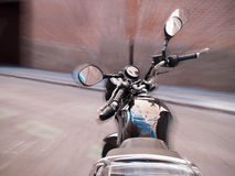 motorbike arkivbild