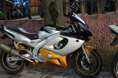 motorbike Royaltyfri Foto