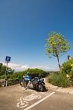 Motorbike Stock Photos