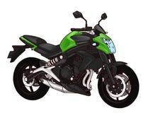 motorbike Imagem de Stock