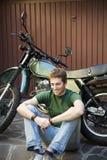 motorbike Στοκ Εικόνα