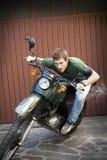 motorbike Στοκ εικόνες με δικαίωμα ελεύθερης χρήσης