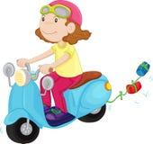 Motorbike Royalty Free Stock Images