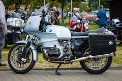 Motorbike BMW R100RS Stock Photo