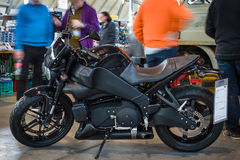 Motorbike Buell Lightning XB12S, 2009. Royalty Free Stock Photos