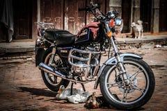 Motorbike Royalty Free Stock Photos