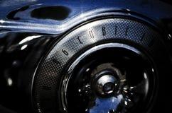 Motorbike. Stock Image
