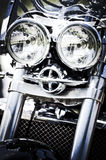 Motorbike. Royalty Free Stock Photography