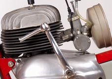 Motorbike Engine Royalty Free Stock Image