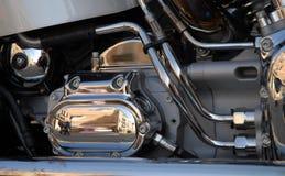 Motorbike engine Royalty Free Stock Photography