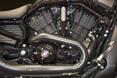 Motorbike Engine Royalty Free Stock Photos