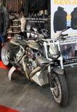 The motorbike Stock Photography