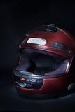 Motorbike helmet Stock Images