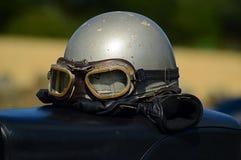 Motorbike Helmet Royalty Free Stock Photos