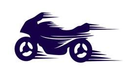 Motorbike icon Royalty Free Stock Photos