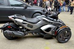 Motorbike Royalty Free Stock Photography