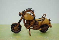 Motorbike replica Stock Image