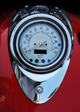 Motorbike speedometer Stock Photography