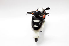 Motorbike toy Royalty Free Stock Image
