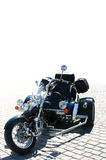 Motorbike tricycle Royalty Free Stock Photography