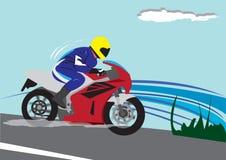 motorbiker Стоковые Фото
