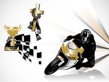 Motorbiker Stock Photos