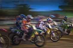 Motorbikes Royalty Free Stock Images