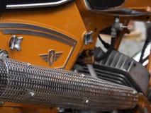 Motorbikes Royalty Free Stock Photography