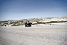 Motorbiking Stock Images