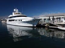 Motorboat Fotografia de Stock