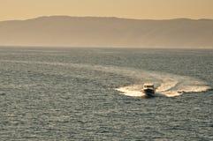motorboat Obraz Royalty Free