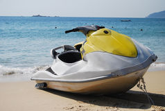 Motorboat Royalty Free Stock Images