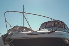 motorboat Fotografia Stock