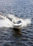 motorboat fotografering för bildbyråer