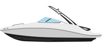 motorboat Zdjęcie Royalty Free