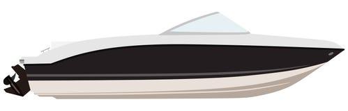 motorboat Zdjęcie Stock