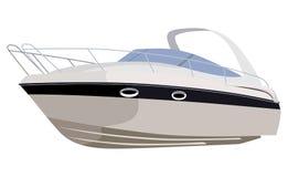 motorboat Imagens de Stock Royalty Free